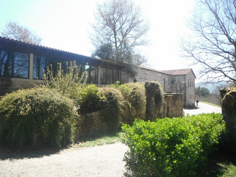 Instalaciones de Bodegas Algueira