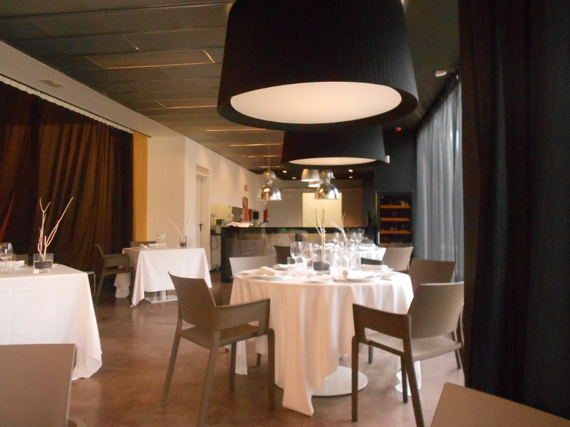 Sala del Restaurante Suma
