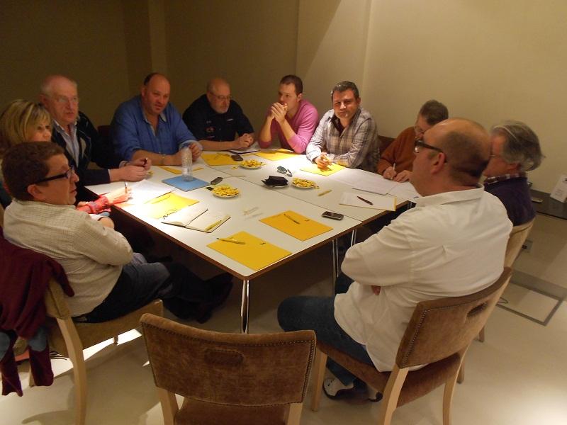 Asamblea fundacional Los Restauranteros