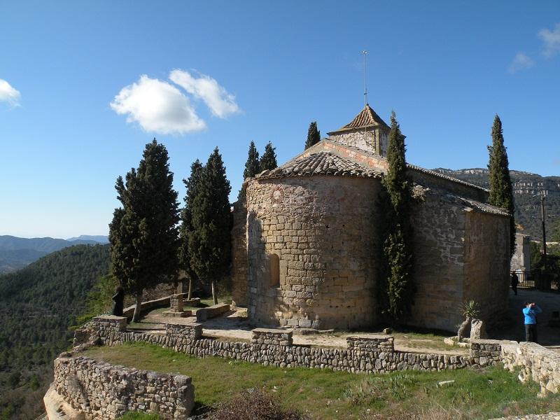 Albarca Comarca del Priorat