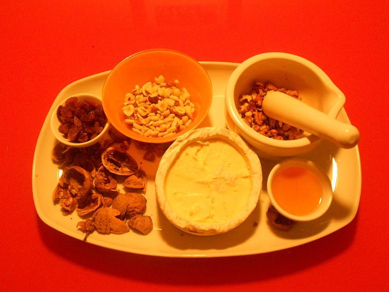 fondue de camembert ingredientes