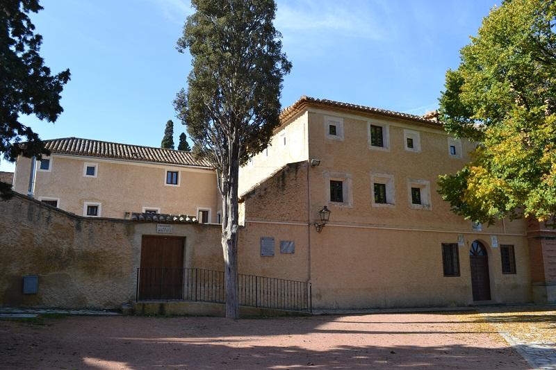 Convento de Santa Ana en Jumilla