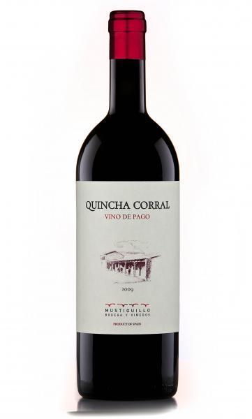 Botella Quincha Corral 2009