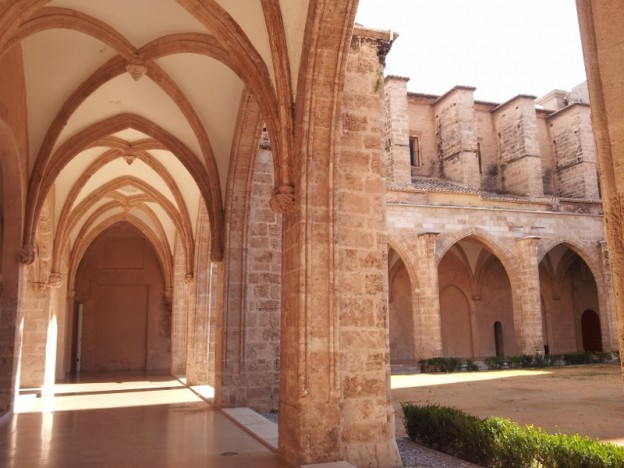 Convento del Carmen en Valencia