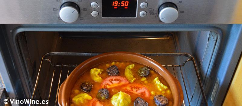 Hornea - receta arroz al horno
