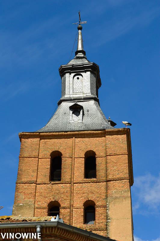 Iglesia de San Juan Bautista de Carbonero El Mayor