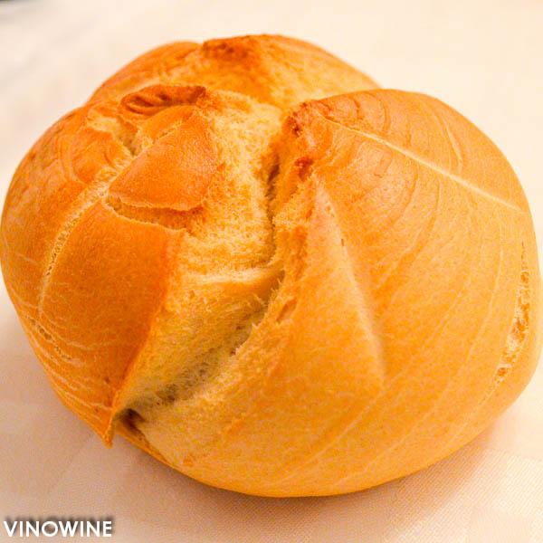 Pan candeal de El Panadero