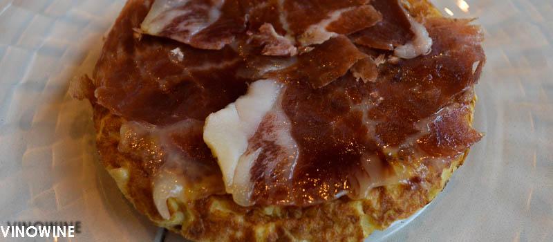 Tortilla Rodamón (española) del Rodamón de Russafa