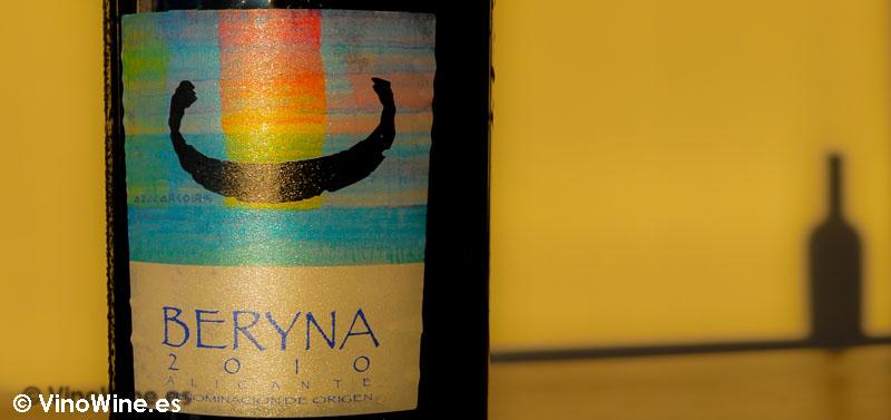 Beryna 2010 de Bodegas Bernabe Navarro