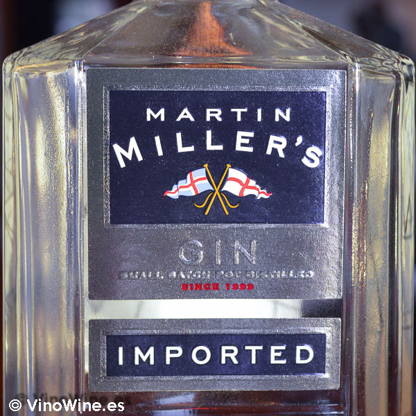 Ginebra Martin Millers Artic Clarity-anverso