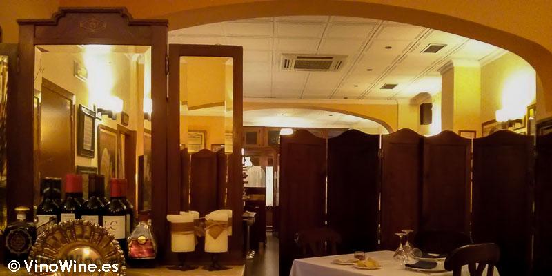 Sala de Casa Juliet de Alcoy