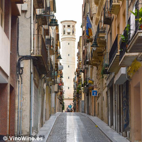 Calle Sant Francesc de Alcoy