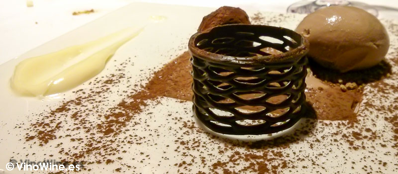 Siete chocolates de Zarate en Bilbao