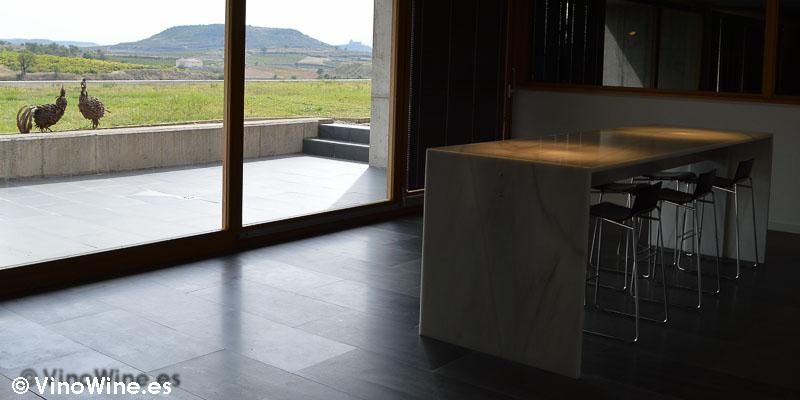 Sala de Bodega Contador