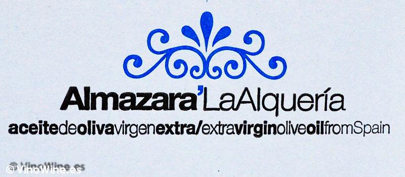 Logo de Almazara de La Alquería en Muro de Alcoy
