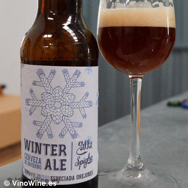 Winter Ale de Spigha