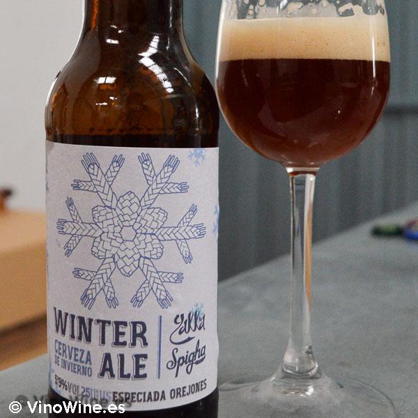Winter Ale de Spigha