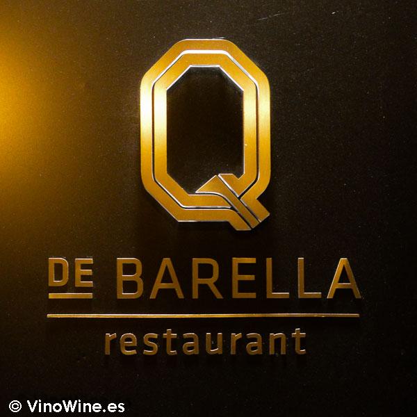 Restaurante Q de Barella en Valencia