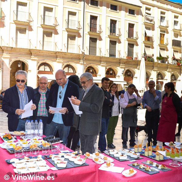 Concurso de Tapas Alcoy Centro