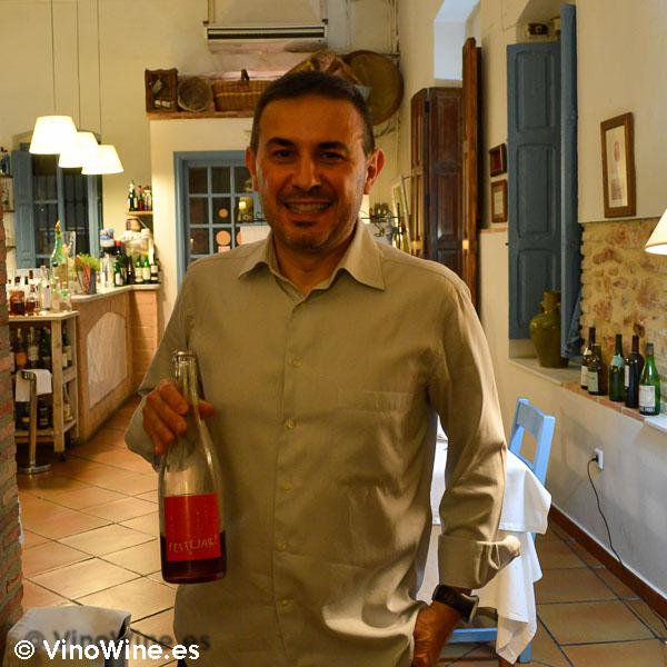 Pep Ferrer nos recibe en Ca Pepico de Valencia