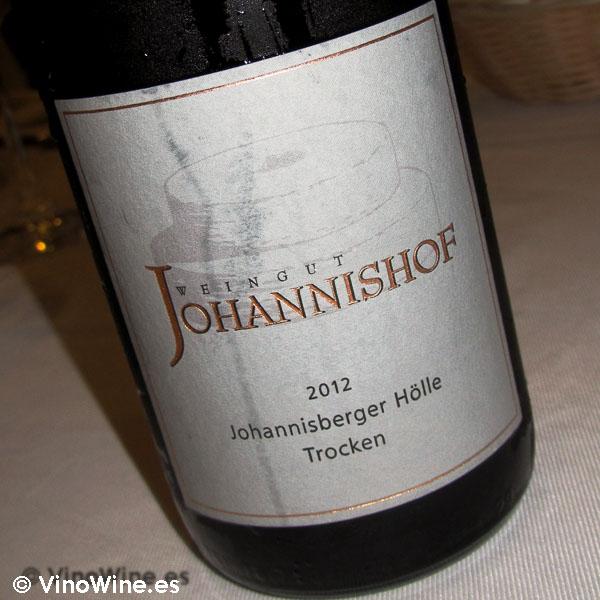 Johannishof 2012 en Vins i Més