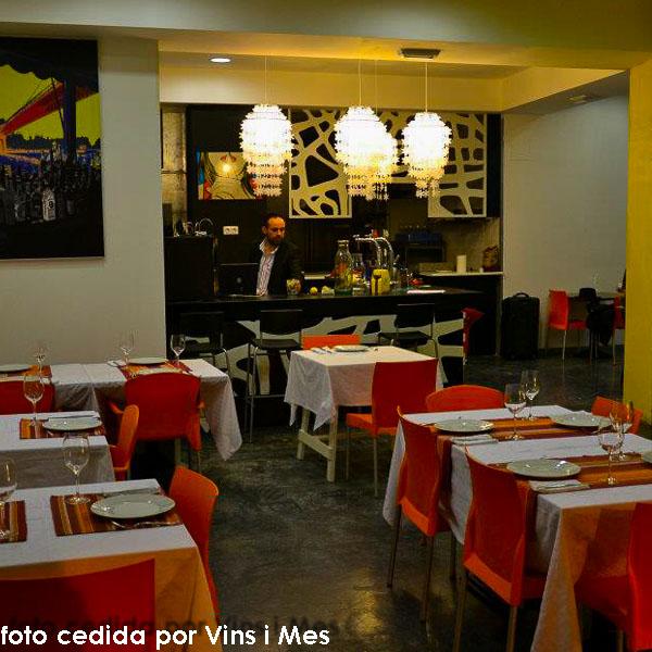 Restaurante Vins i Mes en Gandía