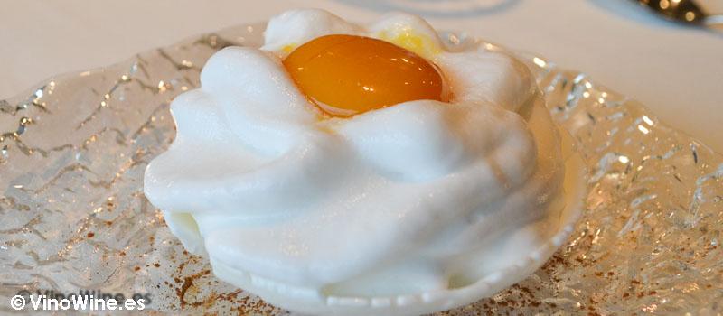Huevo de corral de Solana en Ampuero Cantabria
