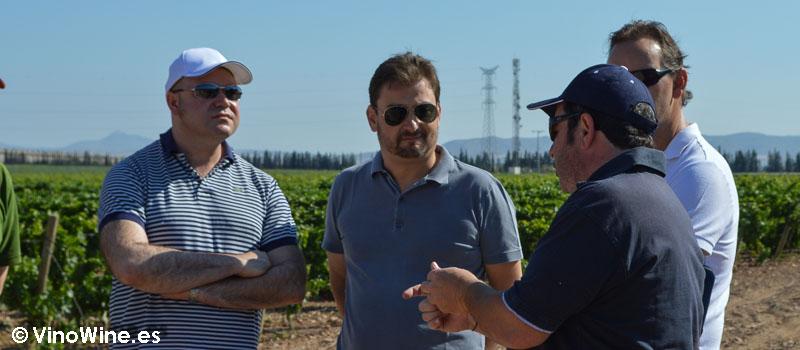 Pepe Mendoza nos explica en Finca el Chaconero de Enrique Mendoza