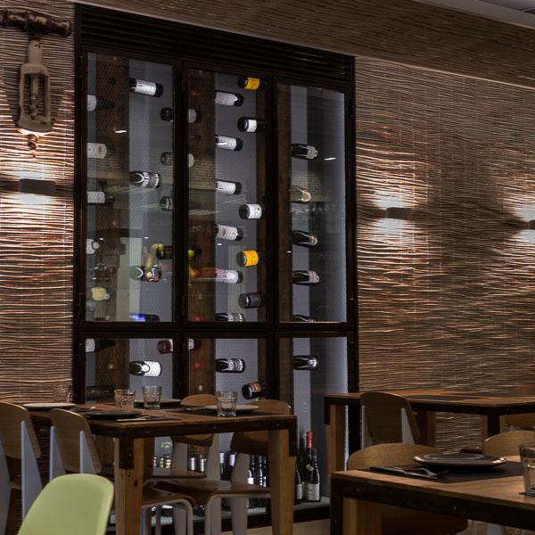 La sala Foto cedida por Vicente Patiño de Restaurante Saiti en Valencia