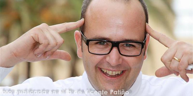 Vicente Patiño del Restaurante Saiti en Valencia