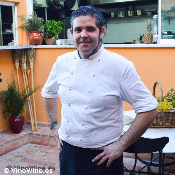 Pablo Chirivella  de Tavella en Valencia