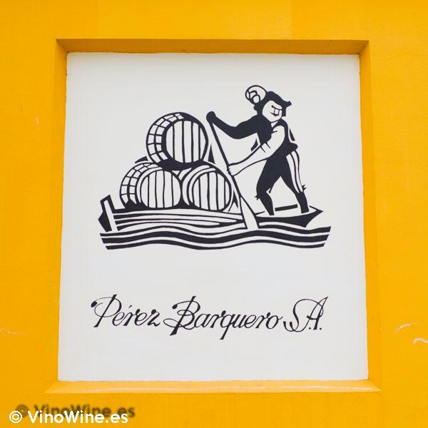 """El """"barquerito"""" símbolo del Pérez Barquero de la DO Montilla Moriles"""