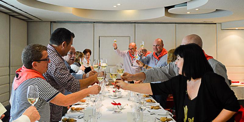 Restauranteros servidos por L'Angle en Barcelona