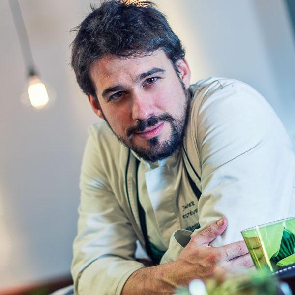 Javier Estévez de de La Tasquería en Madrid