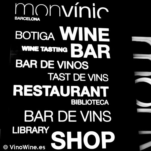 Monvínic en Barcelona