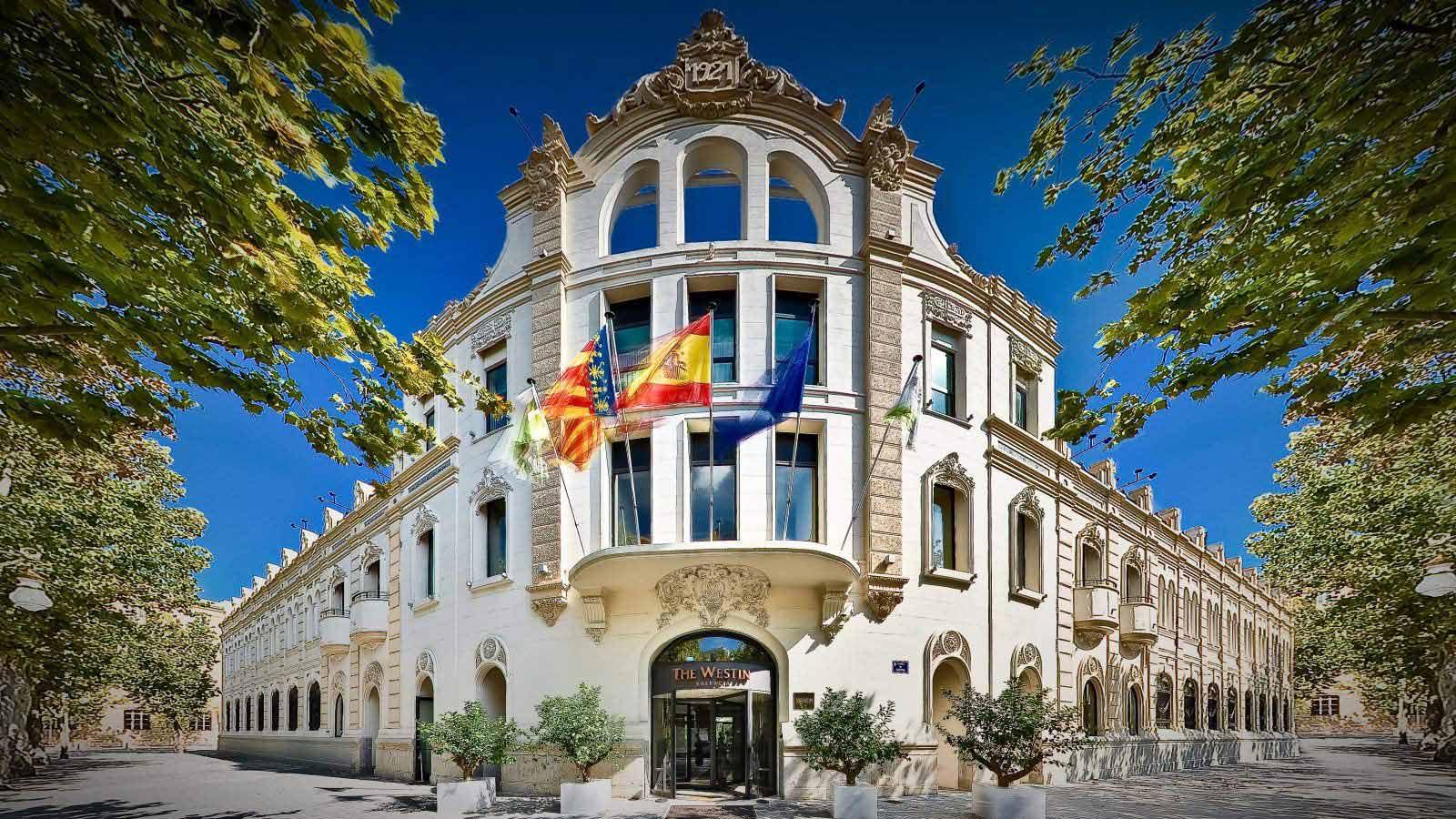 The Westin Valencia (foto de la web del hotel)