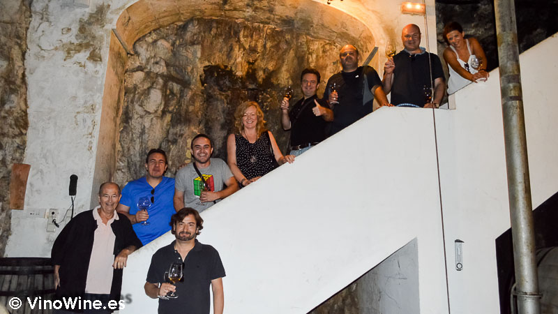 Enochalados en Bodegas Gutiérrez de la Vega en Alicante
