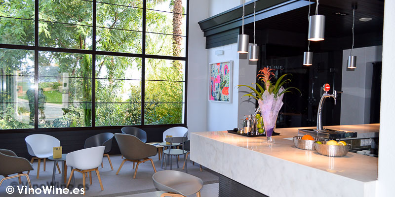 Barra del Rice Restaurant by Kiko Moya y Alberto Redrado en Finestrat