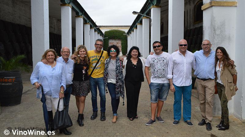 Los Restauranteros en el Encuentro Verema Jerez