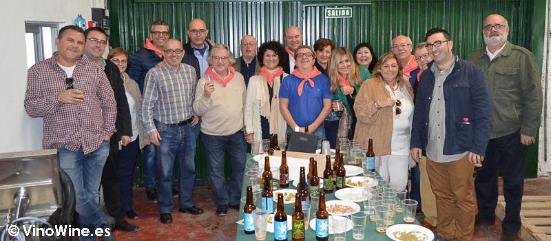 Encuentro Restauranteros en Alcoy en Cerveza Artesal Spigha