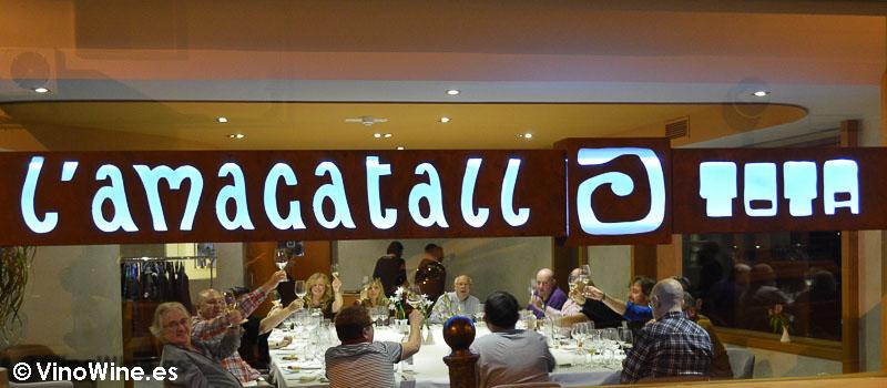 Encuentro Restauranteros en Alcoy Amagatall de Tota
