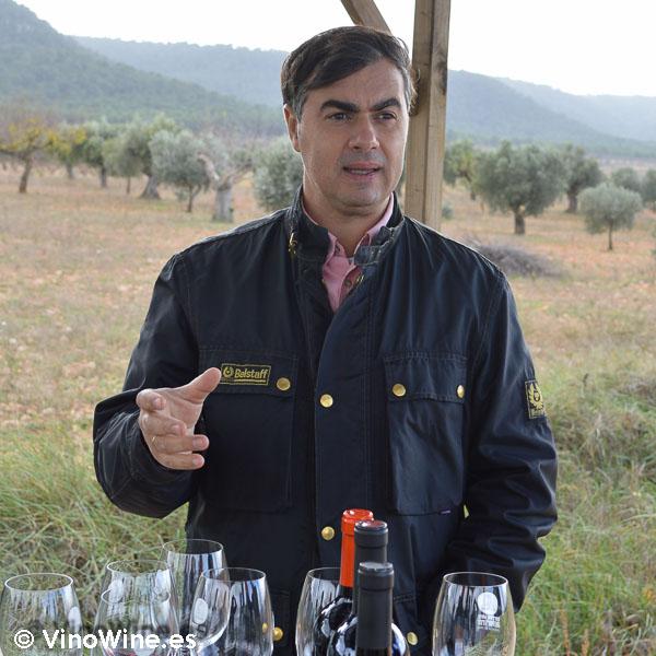 Rafael Cambra de Bodega Rafael Cambra en Fontanars dels Alforins