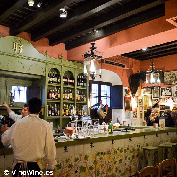 Restaurante Bodegas Campos en Córdoba