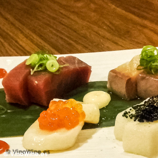 Restaurante de comida japonesa Kitsume en Altea