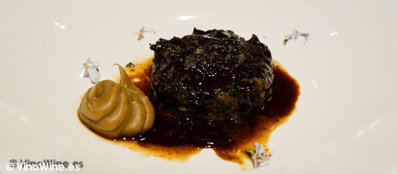 Civet de liebre de Restaurante L'Amagatall de Tota en Alcoy