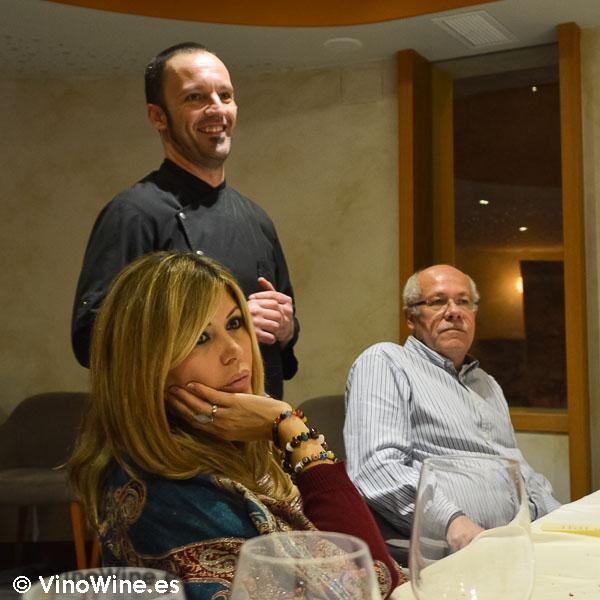 Jorge Sanus de Restaurante L'Amagatall de Tota en Alcoy