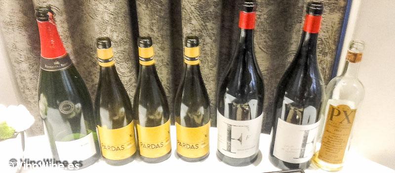 Los vinos armonizados con el menú de Restaurante L'ABaC en Barcelona