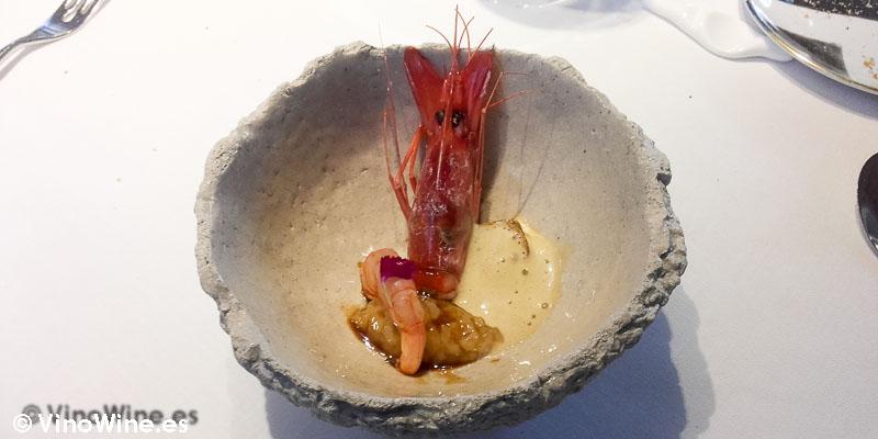 Sabores de playa de Restaurante L'ABaC en Barcelona