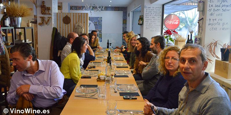 Veremeros en Restaurante Julio Verne en Valencia