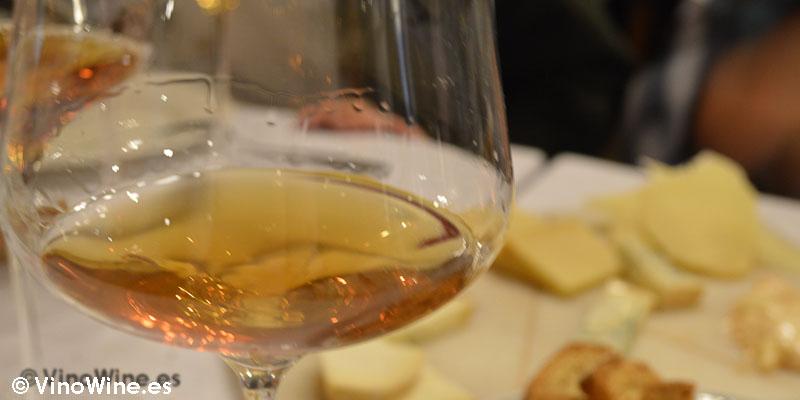 Los quesos en la Cigaleña en Santander